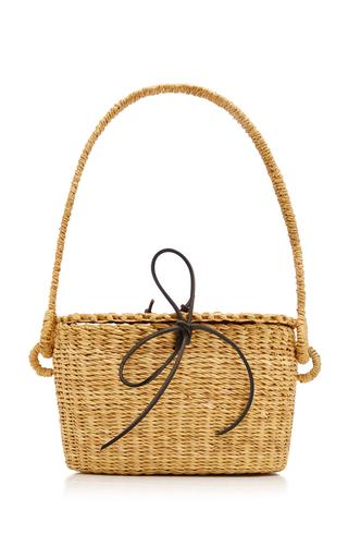 MUUN | Muun Jeanne Mini Straw Bag | Goxip