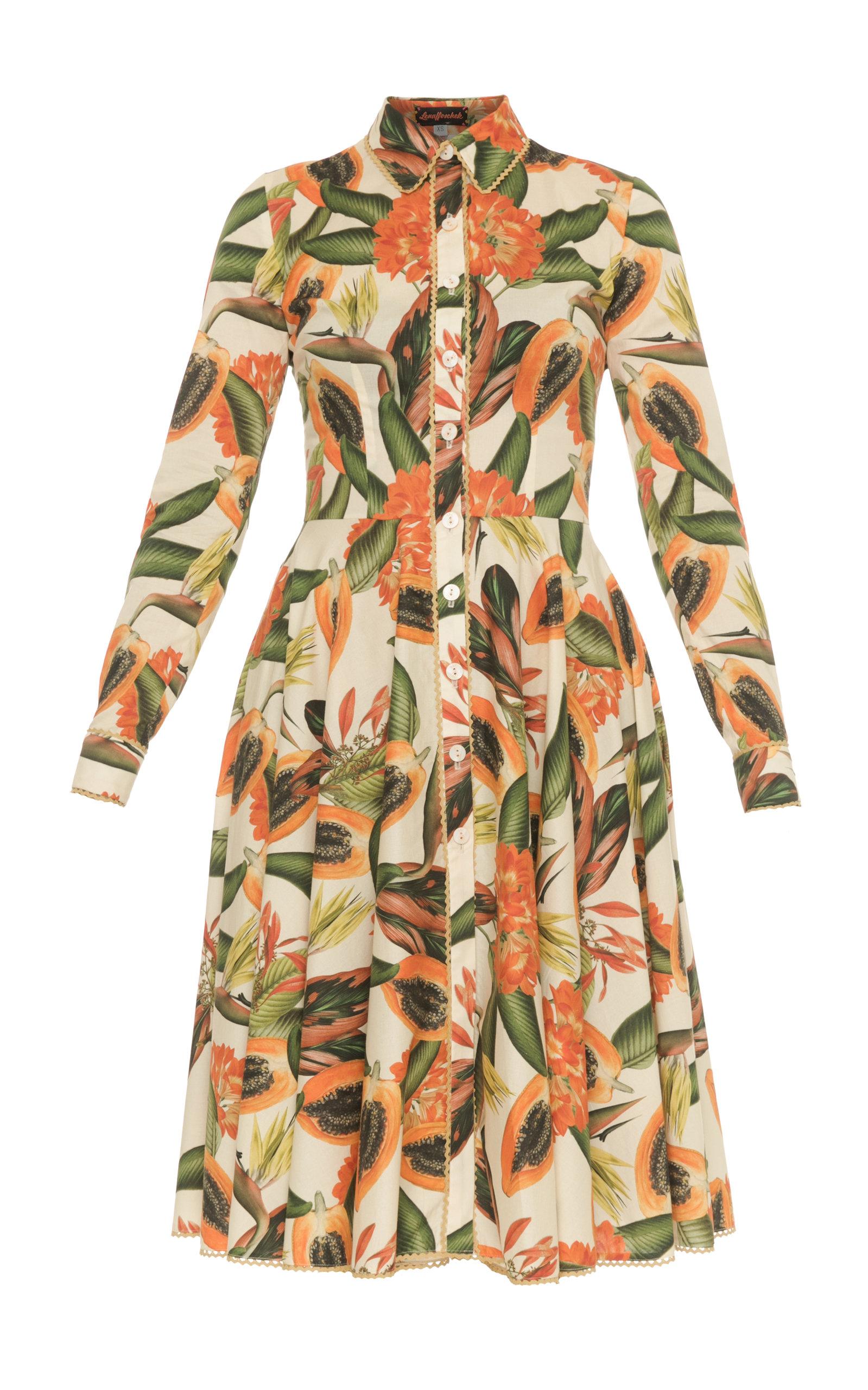 BELIZE SHIRT DRESS