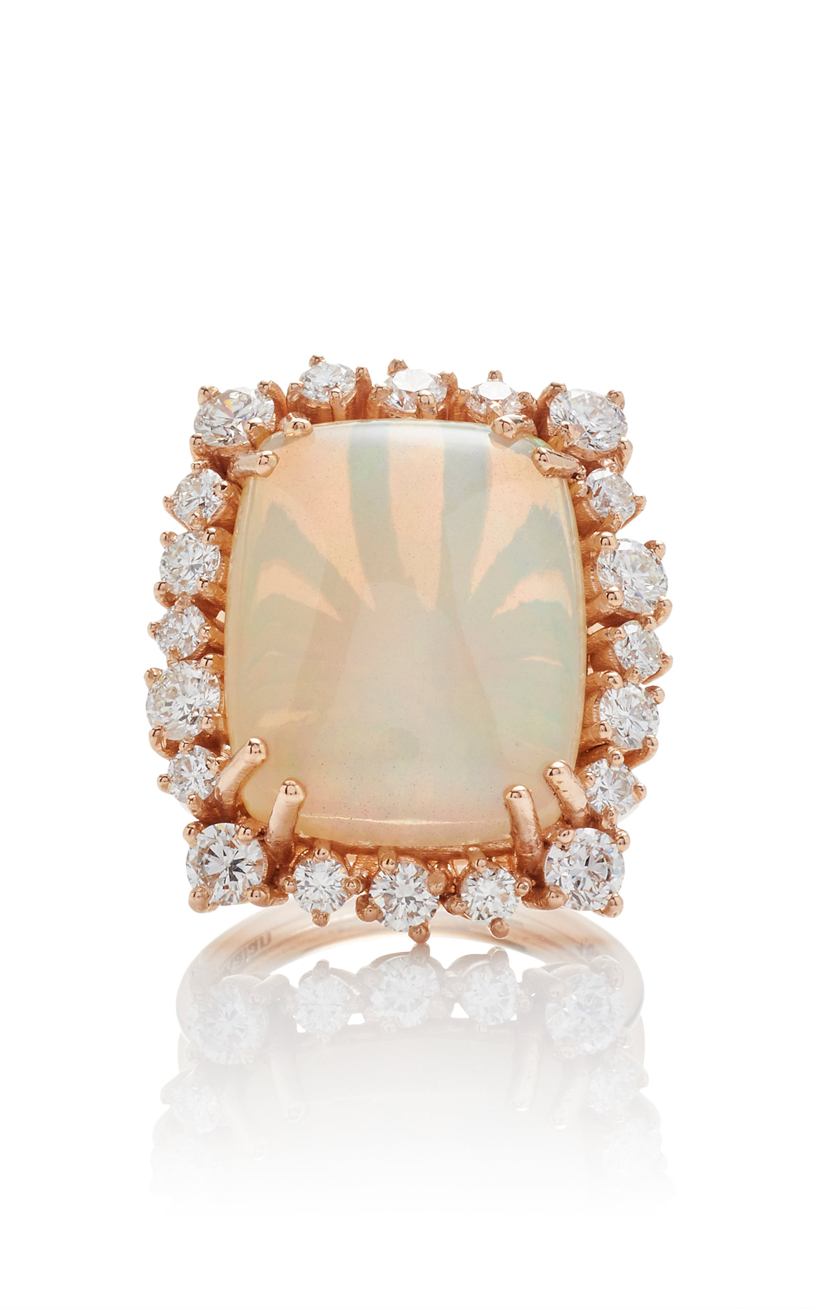 SUZANNE KALAN ONE-OF-A-KIND OPAL RING