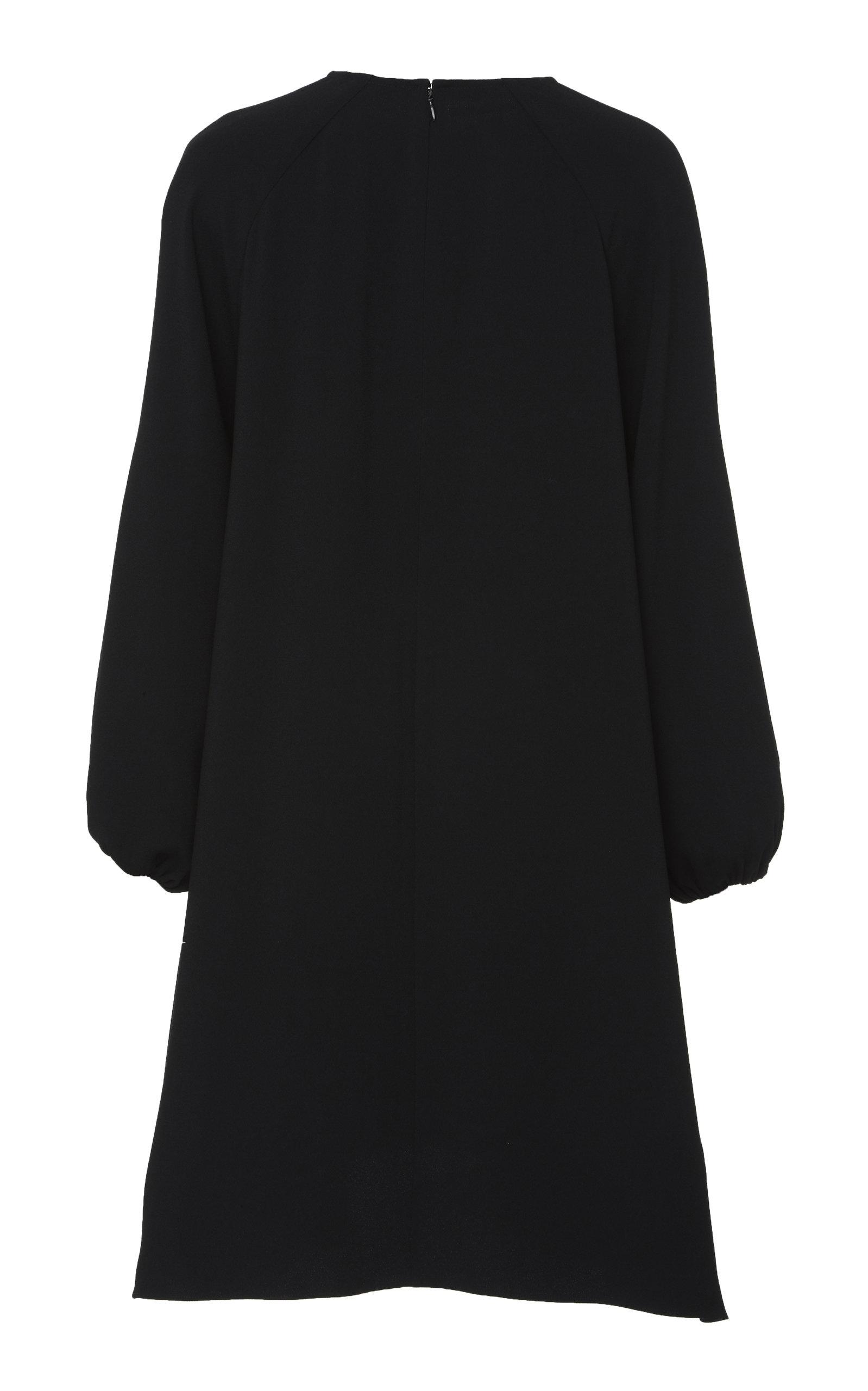 CO Dresses JAPANESE CREPE MINI DRESS