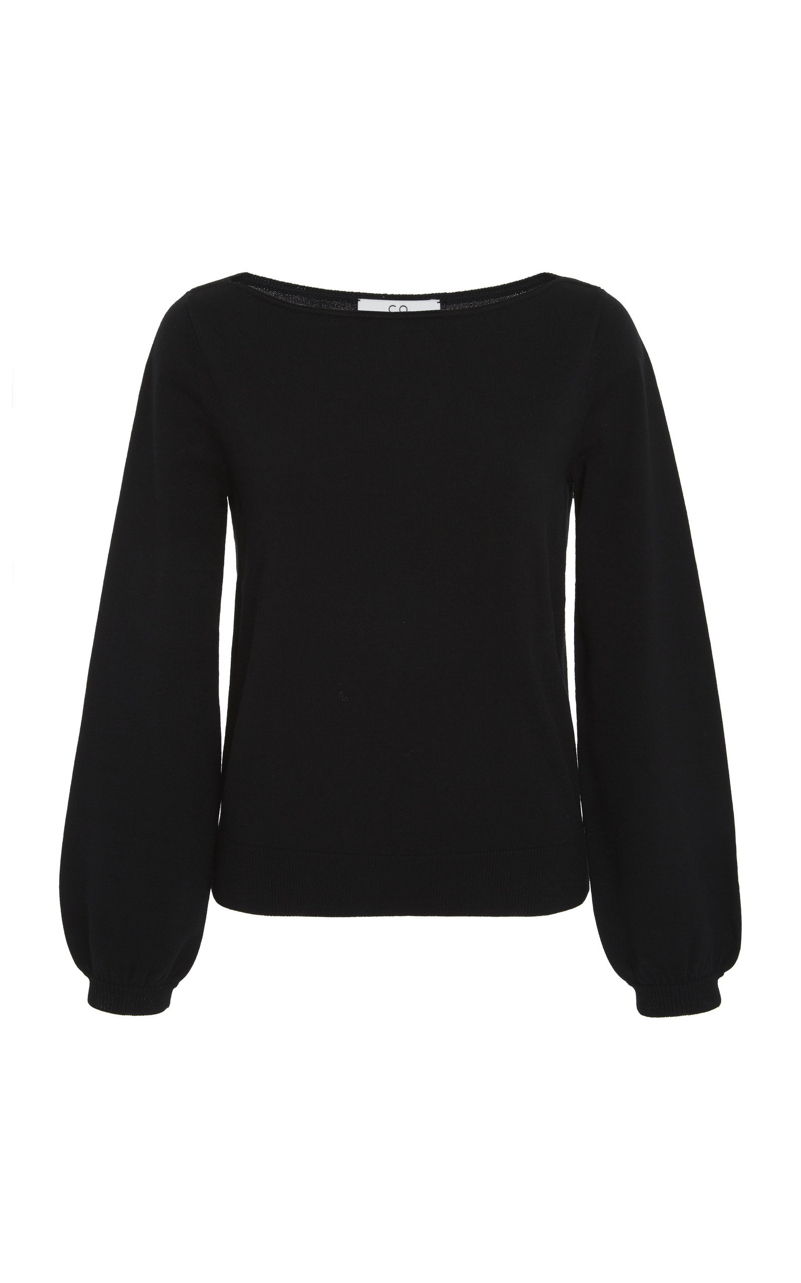 Co Tops LONG SLEEVE ROUND NECK SWEATER