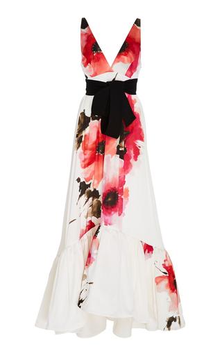 SILVIA TCHERASSI | Silvia Tcherassi M'O Exclusive Floral Hellenium Dress | Goxip