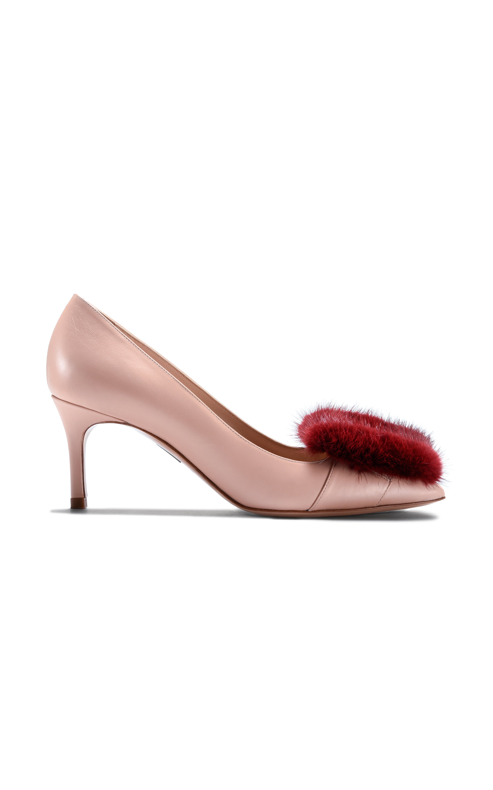A BY ANABELLE INGA MINK PUMP