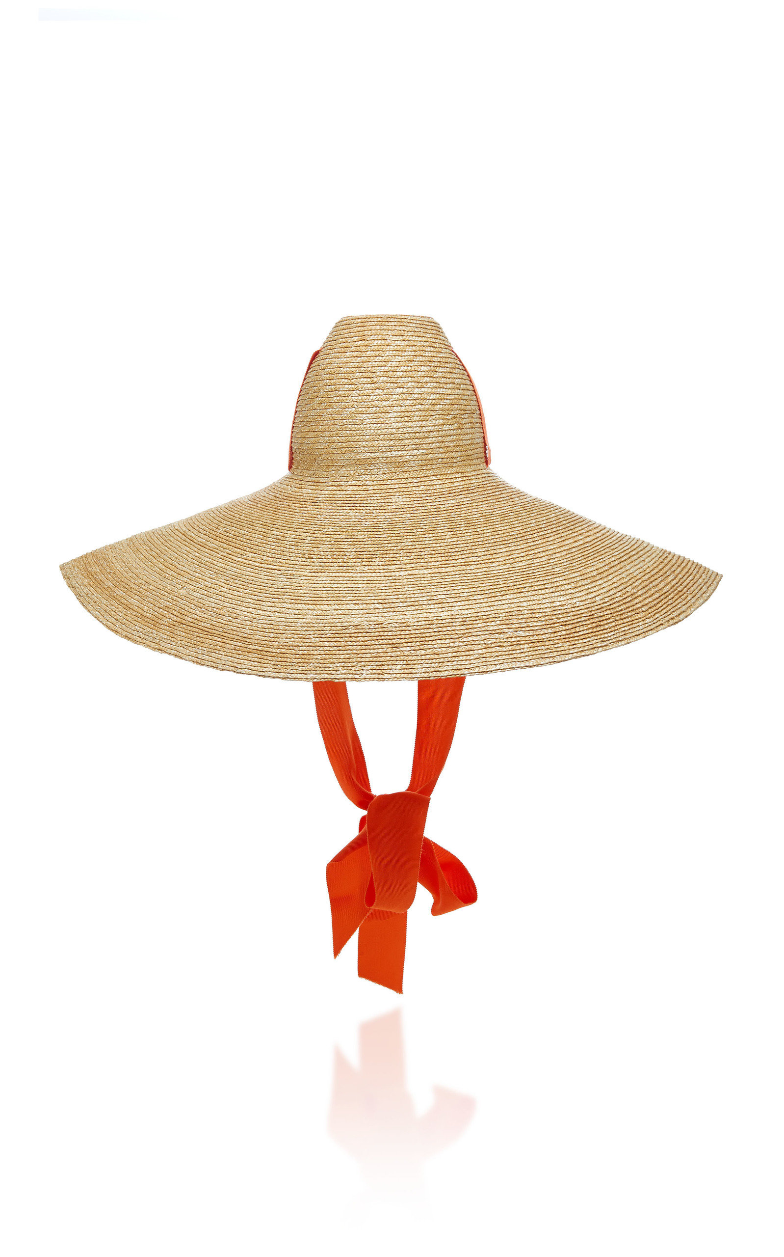 dcee9b790a5 Sugar Cone Oversized Straw Hat by Lola Hats