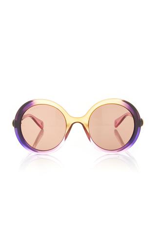 caaf5763b3a Gucci Sunglasses Gradient Glamorous Sunglasses