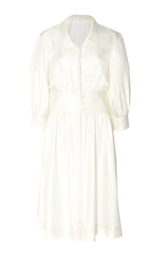 DEITAS | Deitas Karen Silk Corset Dress | Goxip