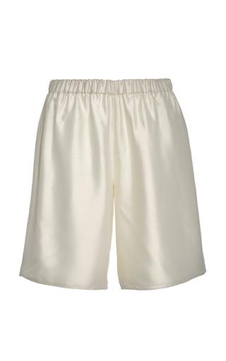 DEITAS | Deitas Cap-D'Antibes Silk Shorts | Goxip