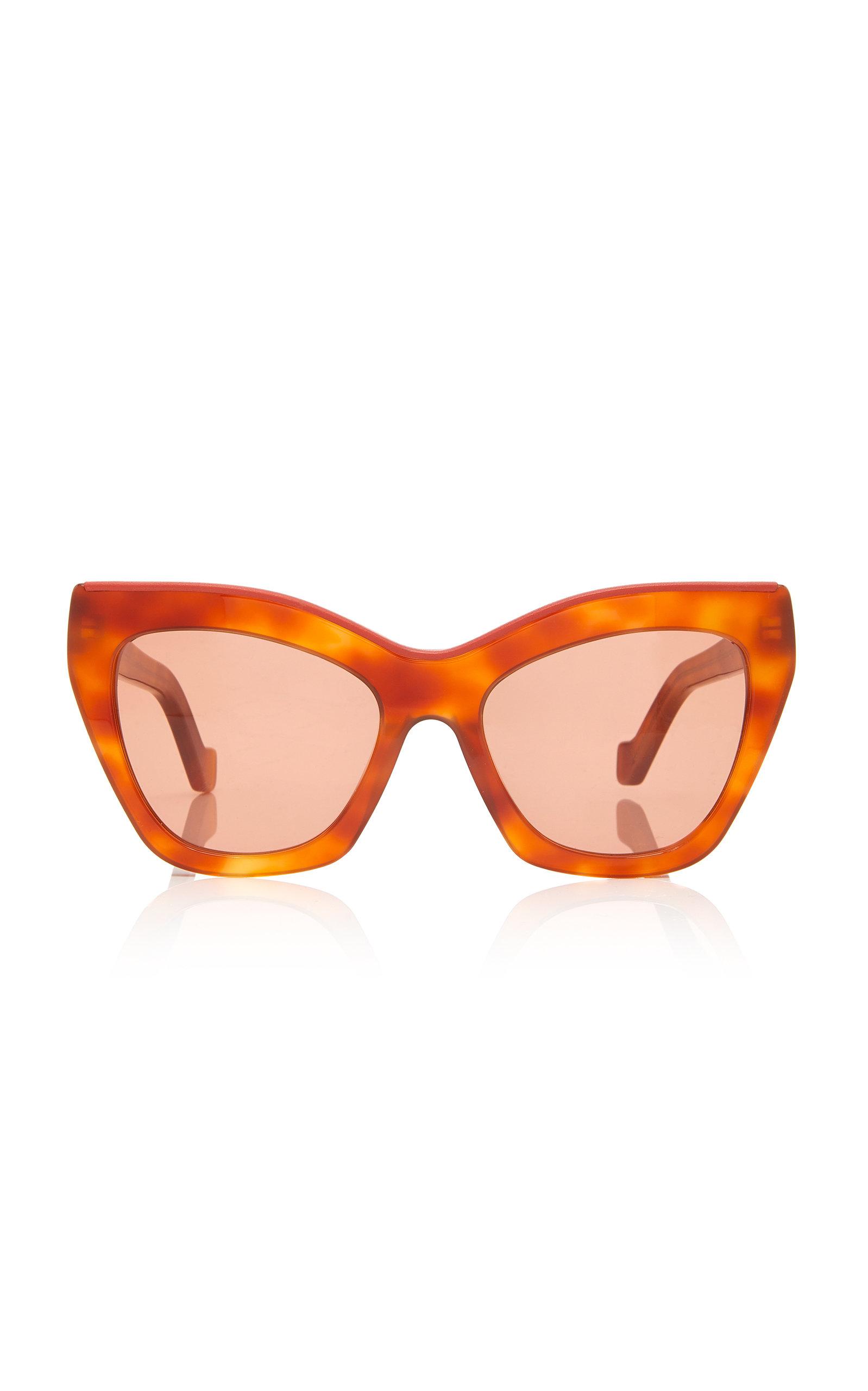 05a25c8df8c Loewe Sunglasses Cat-Eye Acetate Sunglasses