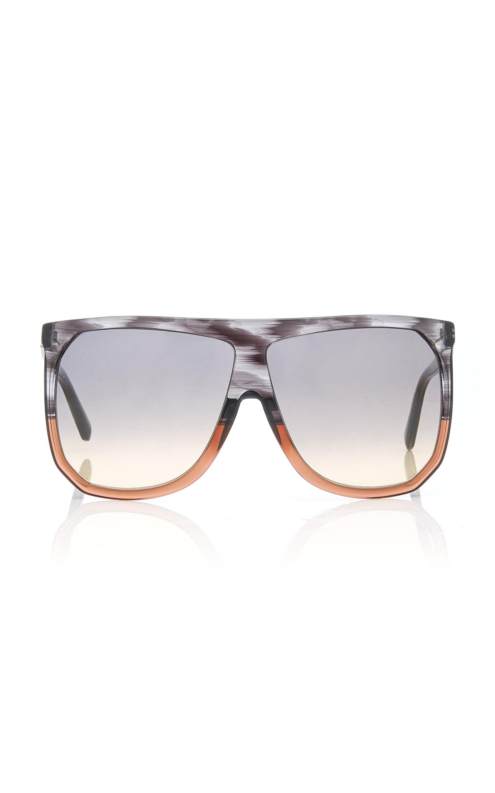 2bda6ee45e Loewe SunglassesFilipa Two-Tone Acetate Sunglasses. CLOSE. Loading