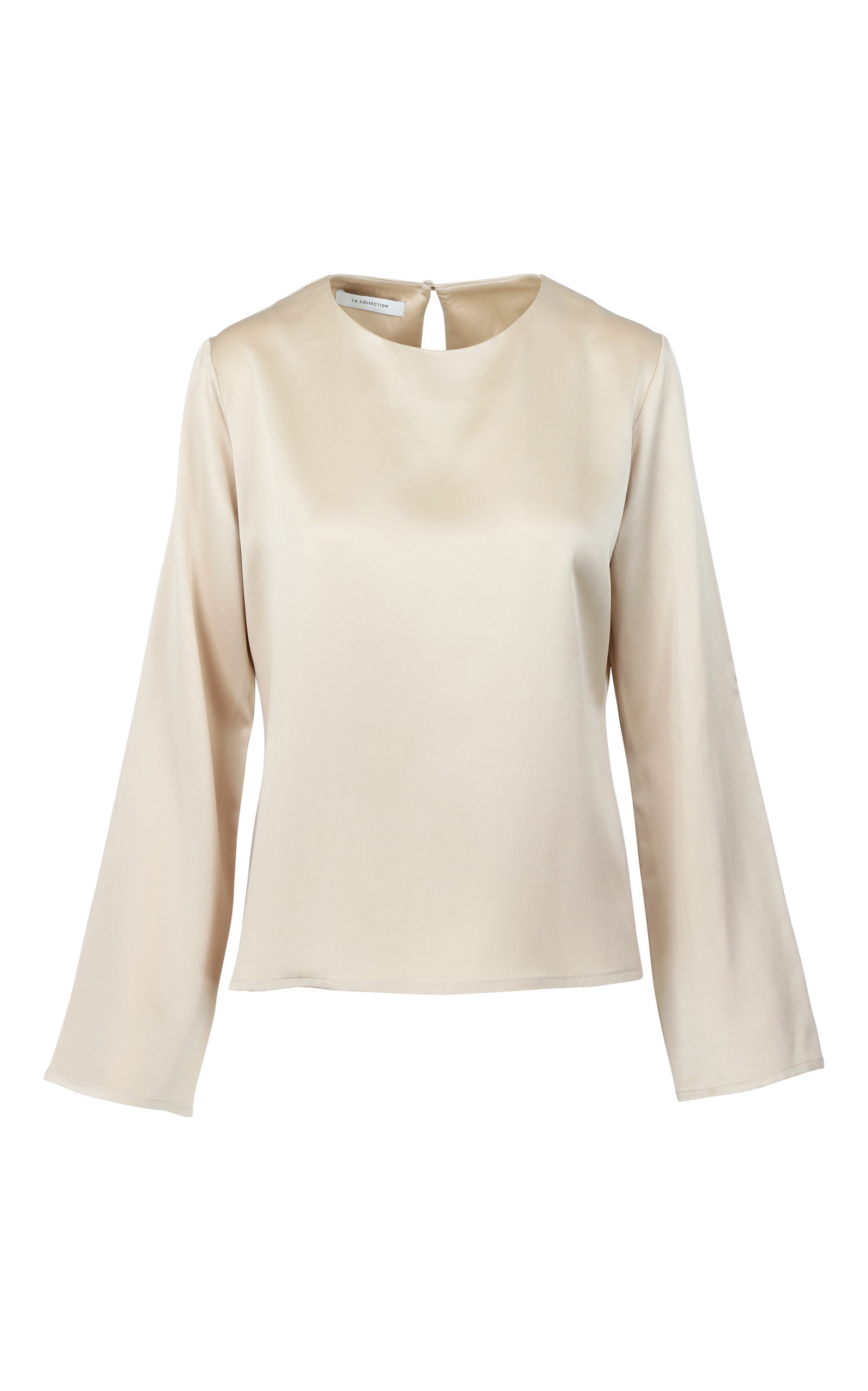 LA COLLECTION GAETANE SILK TOP