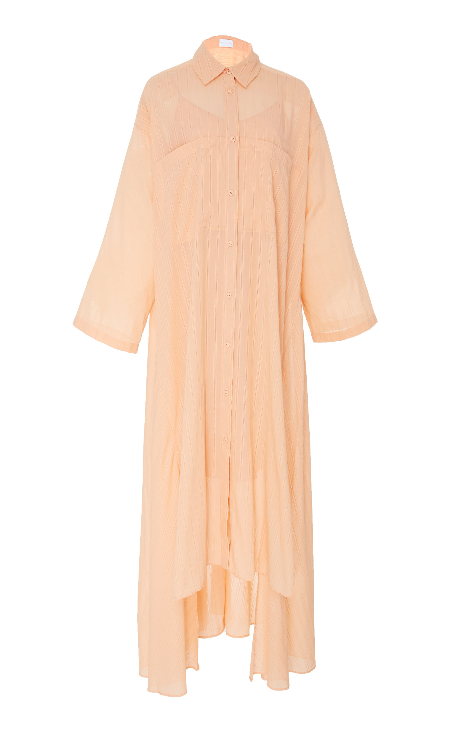 NOON BY NOOR BECK COTTON MAXI DRESS