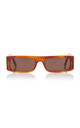 Andy Wolf HUME SUN SQUARE-FRAME ACETATE SUNGLASSES