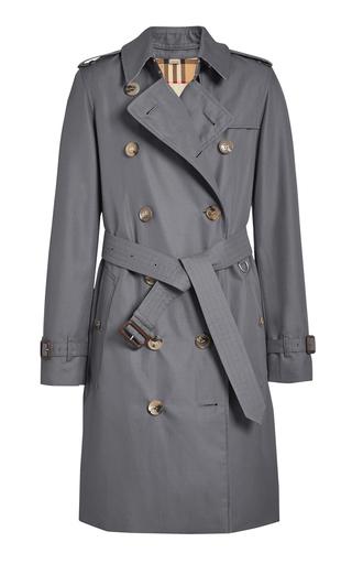 BURBERRY | Burberry Kensington Trench Coat | Goxip