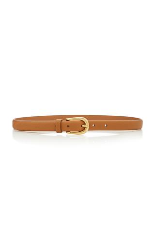 ANDERSON'S   Anderson's Nappa Calf Leather Belt   Goxip