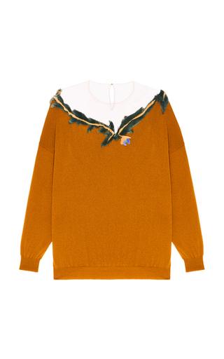 ALENA AKHMADULLINA   Alena Akhmadullina Relaxed Cashmere Sweater   Goxip