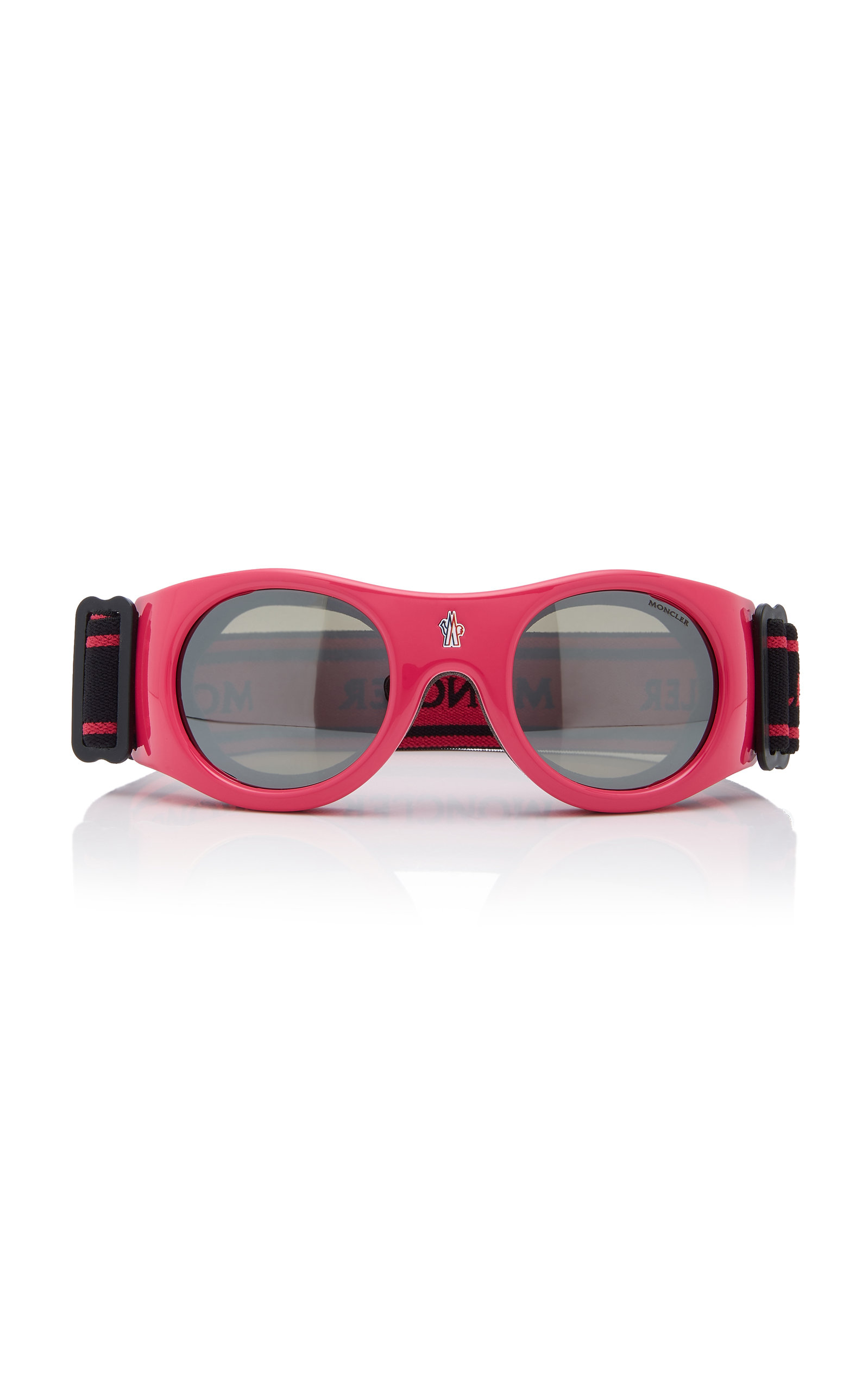 afbed5d50df Round-Frame Ski Goggles by Moncler sunglasses