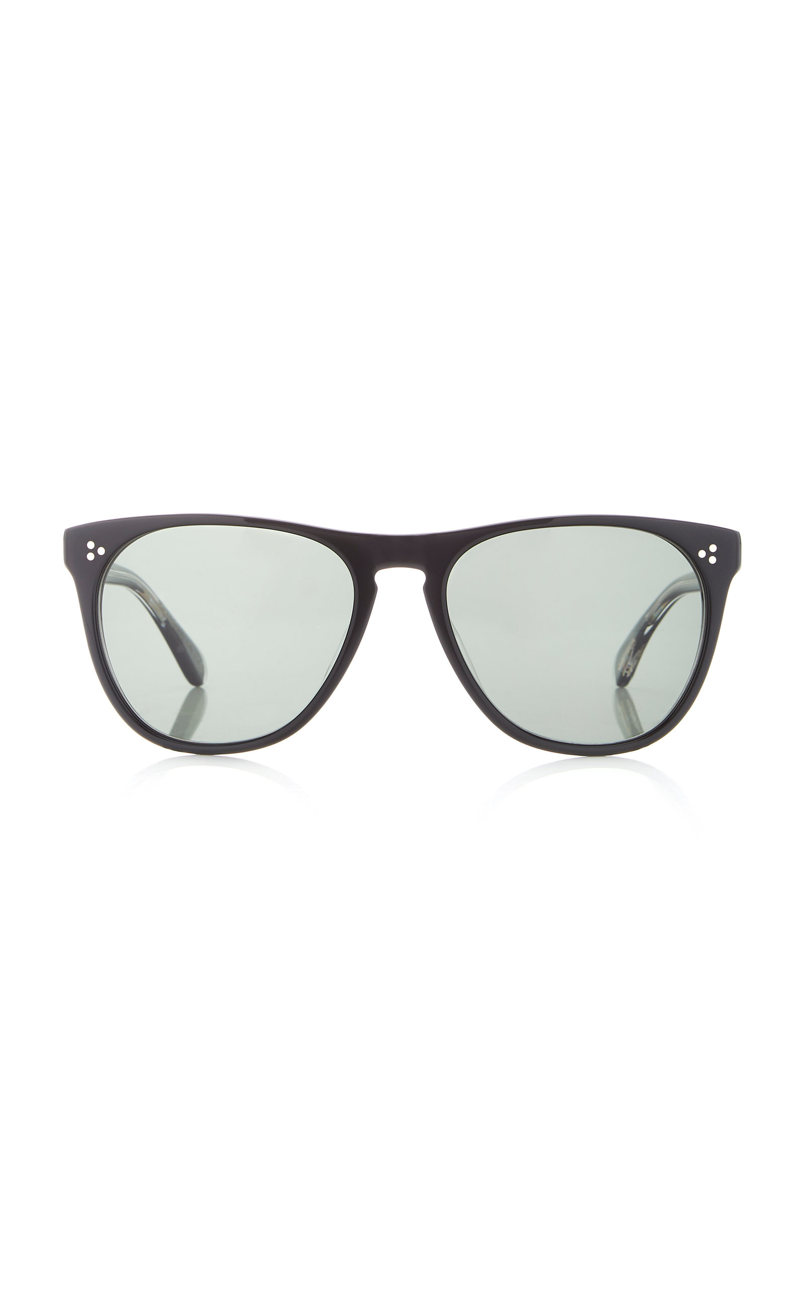a3d398d8c31 Daddy B. Square Sunglasses by Oliver Peoples