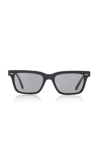 OLIVER PEOPLES THE ROW | Oliver Peoples THE ROW BA CC Square Sunglasses | Goxip