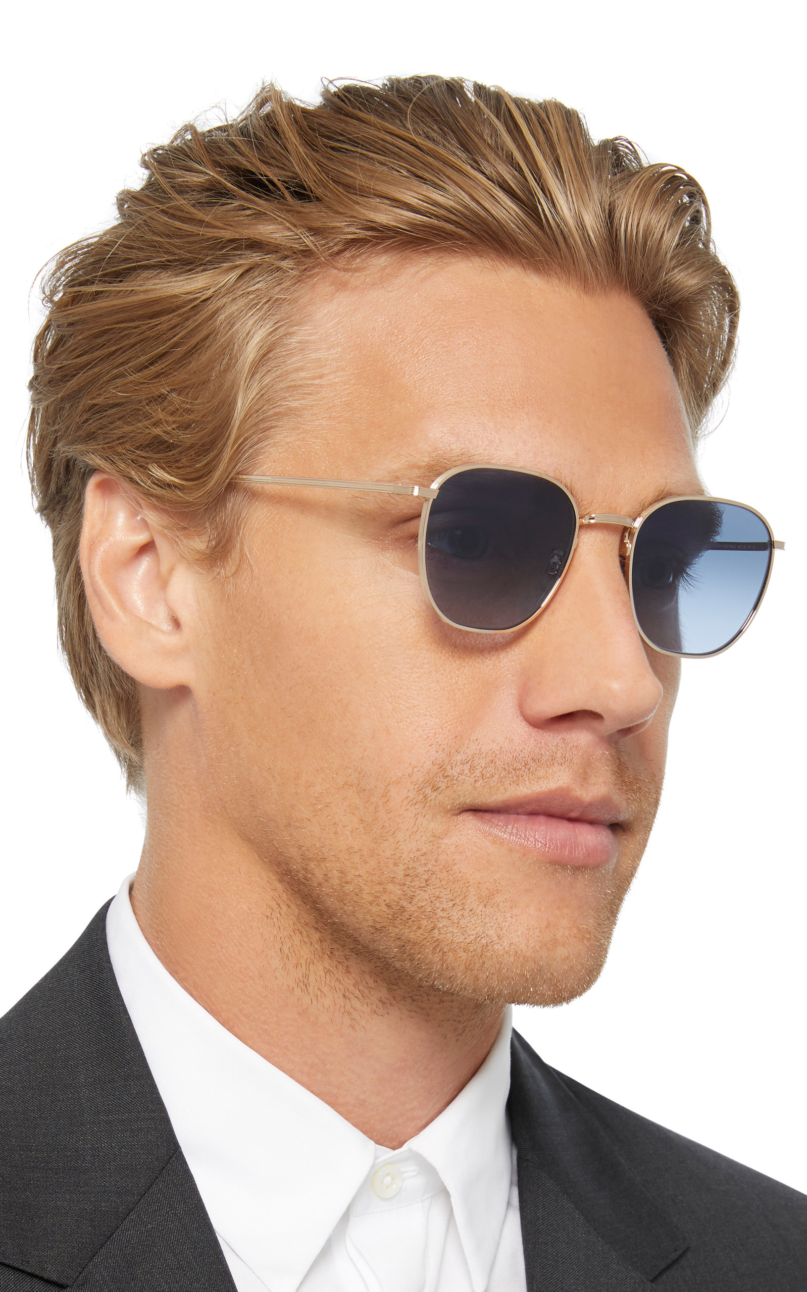 42734351f98 Oliver Peoples THE ROWBoard Meeting Round Sunglasses. CLOSE. Loading