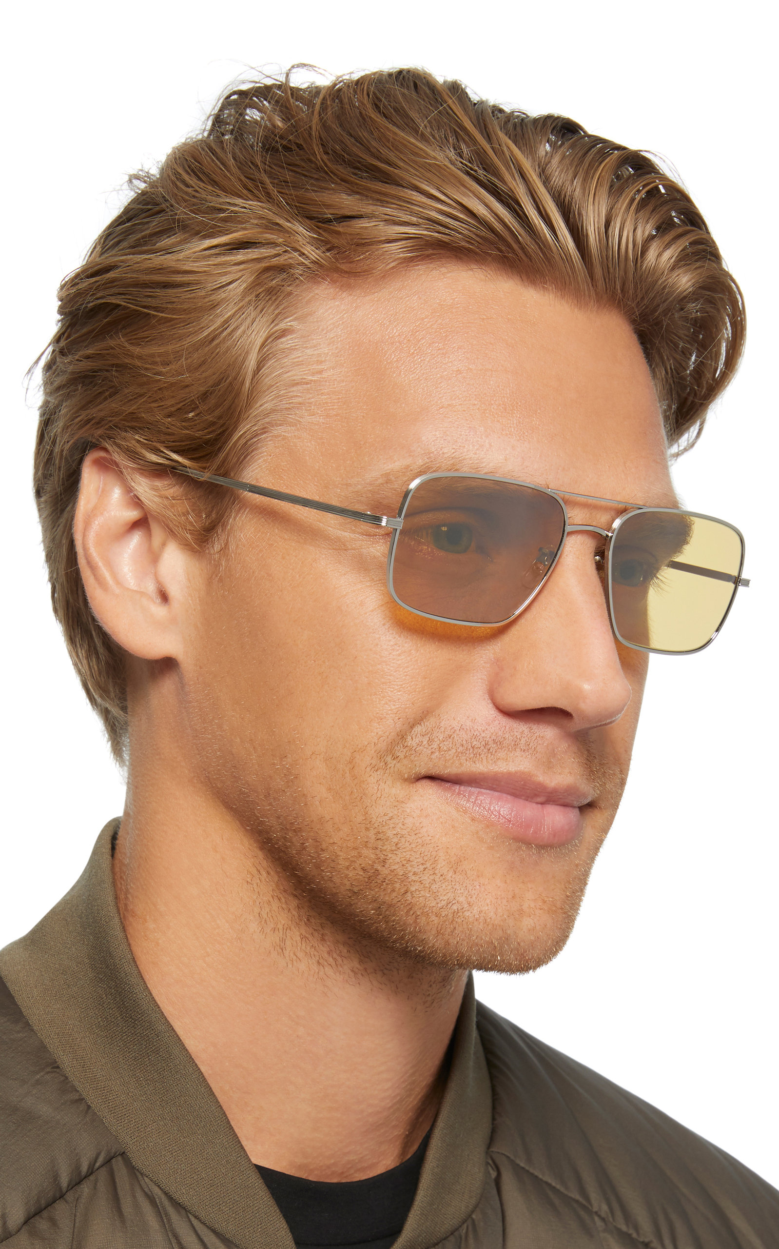 d1e41984c27aa Oliver Peoples THE ROWVictory LA Square Sunglasses. CLOSE. Loading