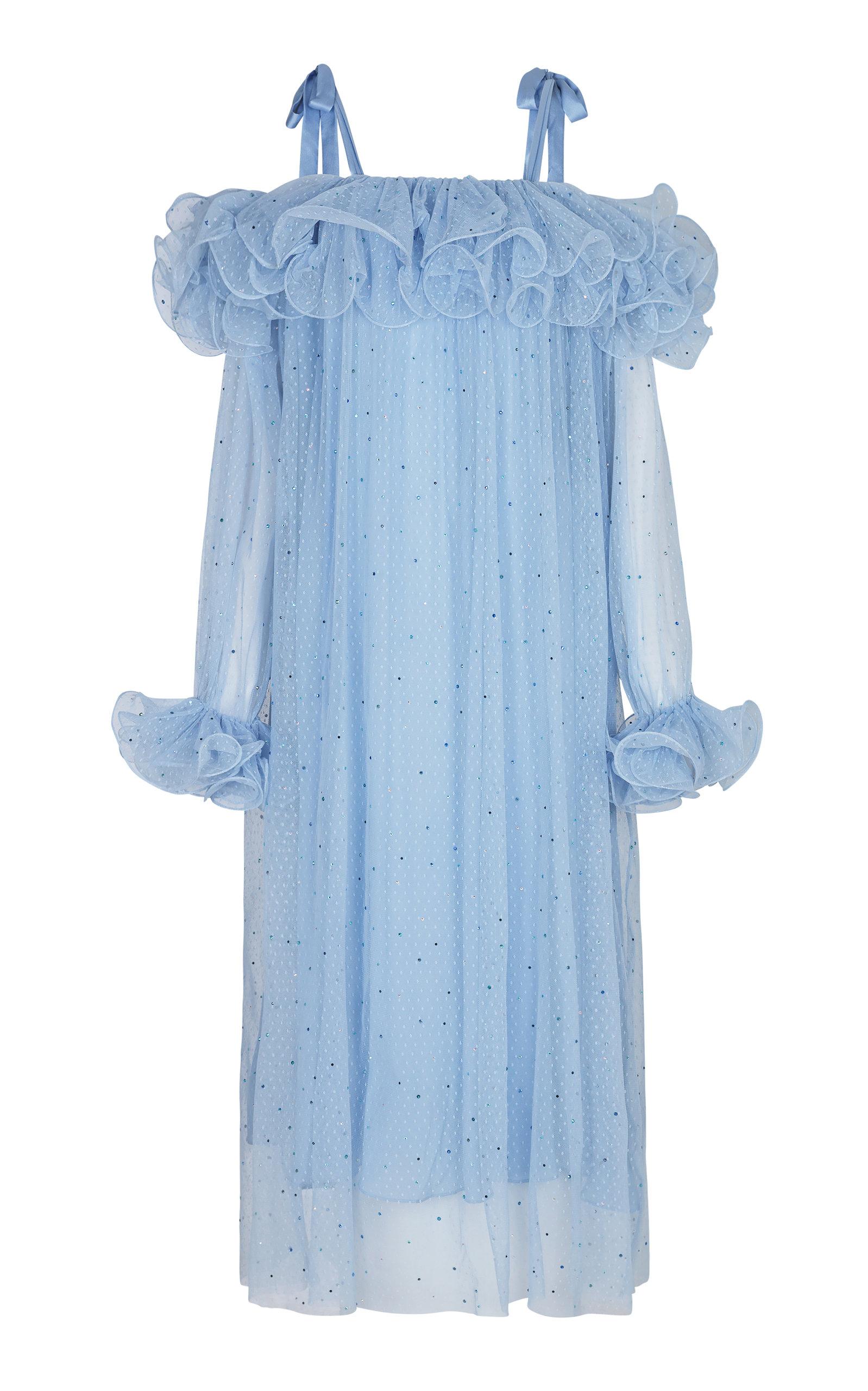 Vittoria Voluminous Maxi Dress, Multi
