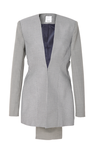 6a8e03f2c799 Gleston tie front blazer by Acler | Moda Operandi