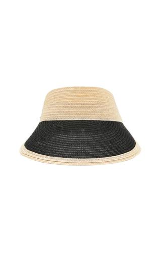 0917de04ea832 Large Paper-Braid Glamour Hat by Sensi Studio