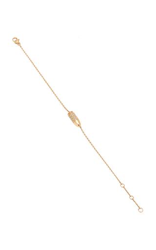 AKILLIS | Akillis Bang Bang Mini 18K Gold Diamond Bracelet | Goxip