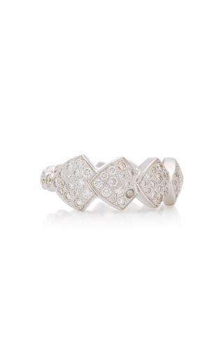 AKILLIS | Akillis Python Tatou 18K Gold Diamond Ring | Goxip