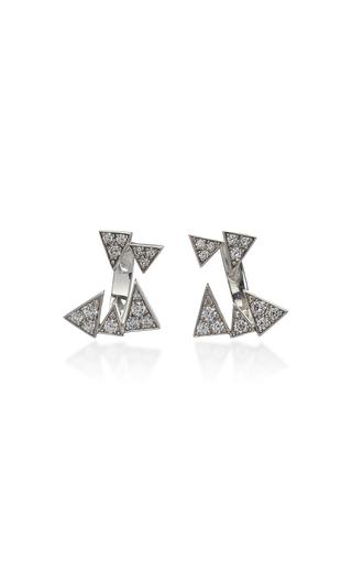 AKILLIS | Akillis Capture Me 18K Gold Diamond Earrings | Goxip