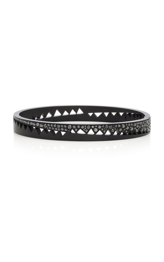 AKILLIS | Akillis Capture Me Titanium Diamond Bracelet | Goxip