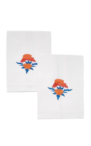 CABANA | CABANA M'O Exclusive Set-of-Two Guest Towel | Goxip