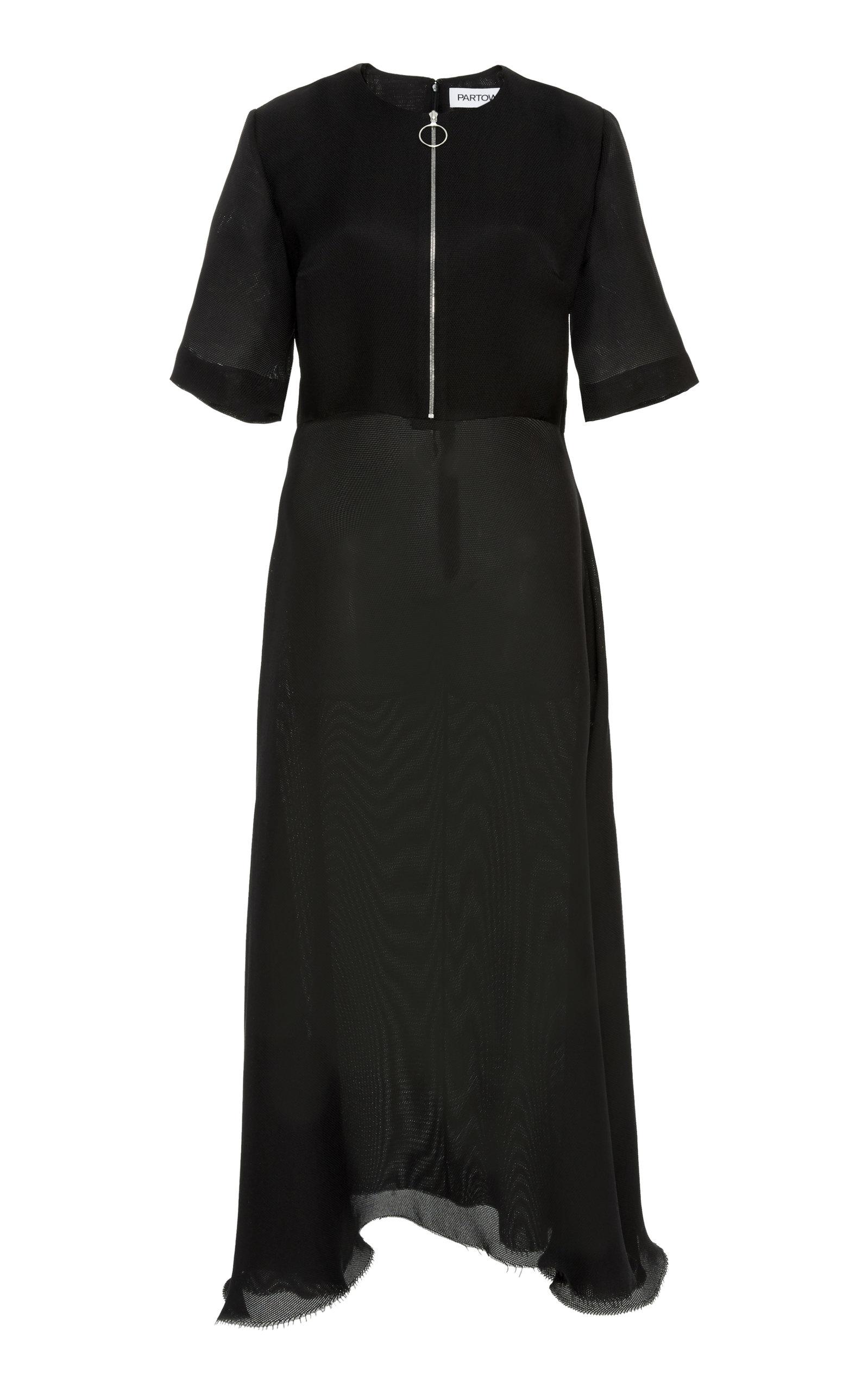 Partow NADIRA SILK DRESS