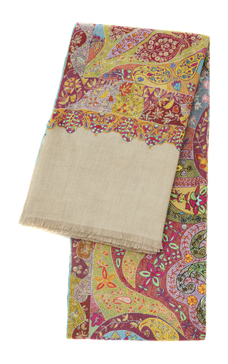KASHMIR LOOM | Kashmir Loom Exclusive Embroidered Cashmere Shawl | Goxip