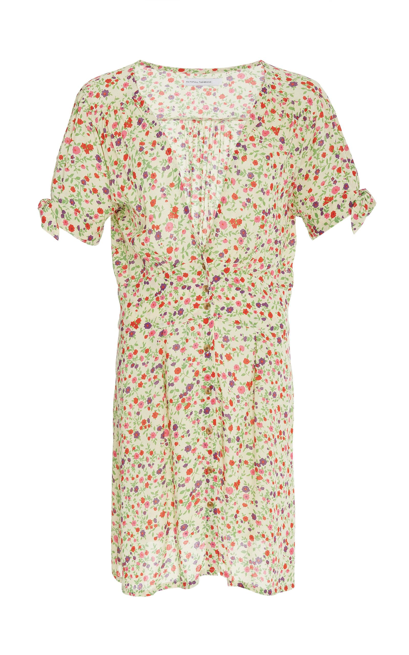 Faithfull MARIANNE MINI DRESS