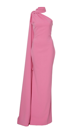 03e1f7e17ef Only 1 Left. Brandon Maxwell. One Shoulder Gown.  3