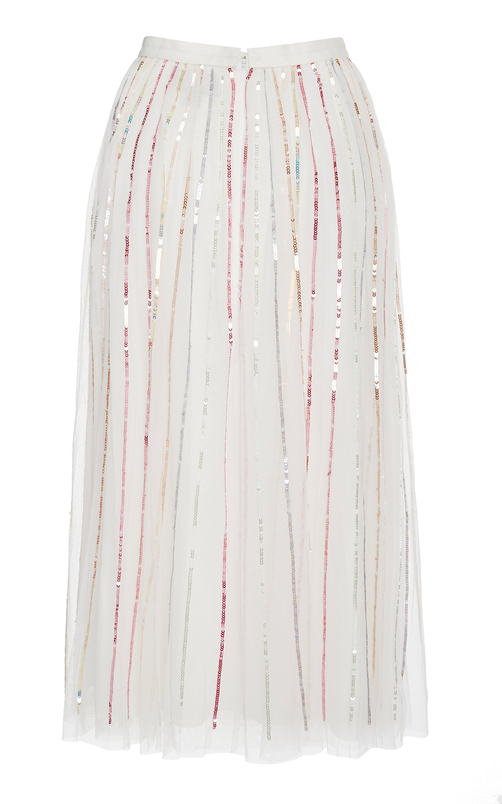 a9016812c6 Needle & ThreadMidaxi shimmer sequin skirt. CLOSE. Loading. Loading