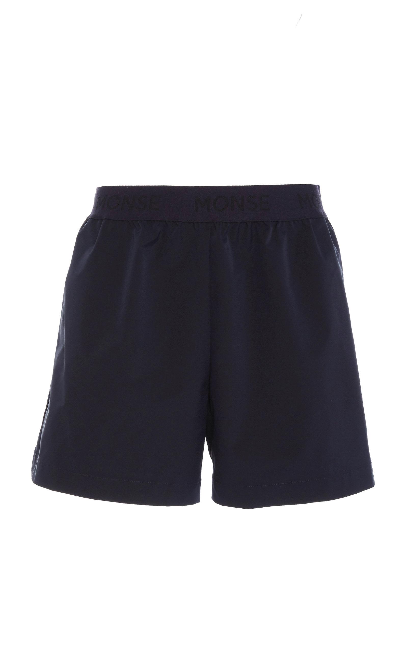 cintura Jil cinturón Shorts de Sander verde con 6q5Rzw