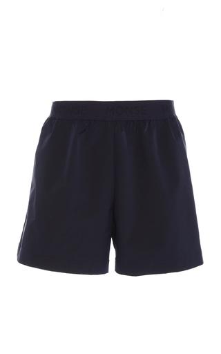 MONSE   MONSE Jersey Mini Shorts   Goxip