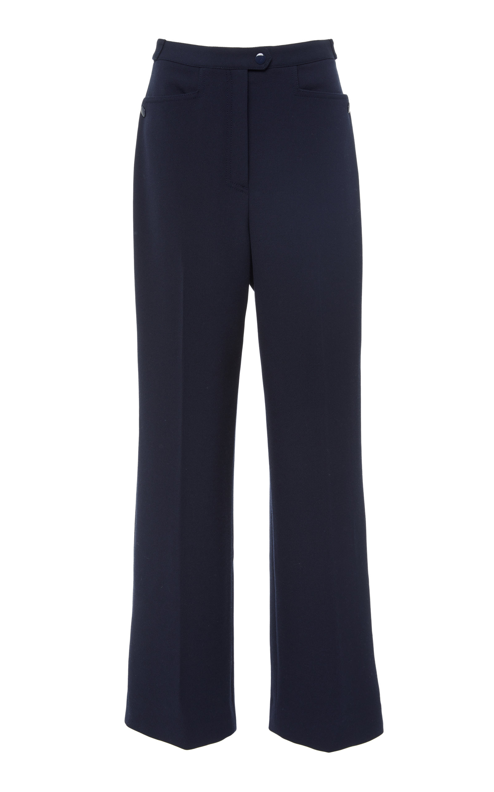 TORY BURCH | Tory Burch Tricotine Pants | Goxip