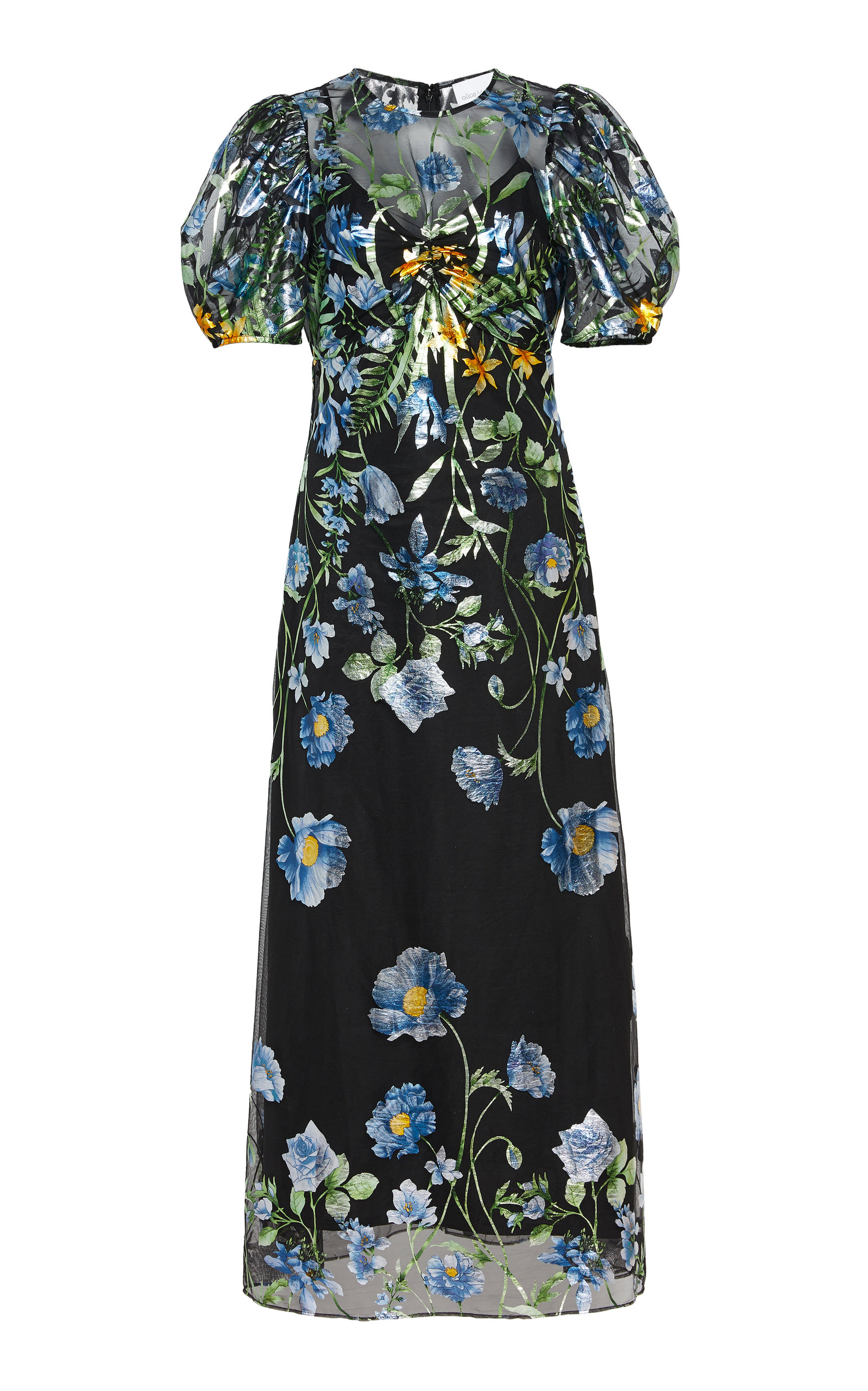 Alice Mccall SOME KIND OF BEAUTIFUL MIDI DRESS