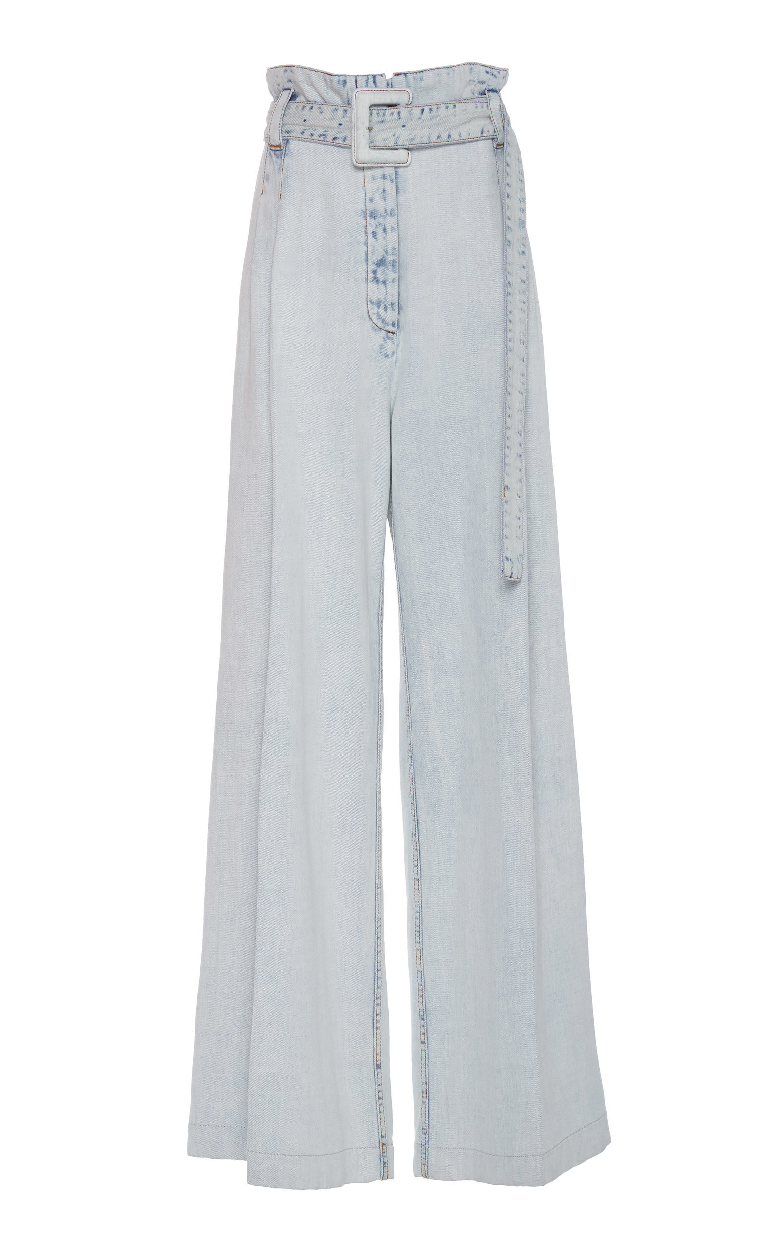 Proenza Schouler Jeans High-Rise Washed Jeans