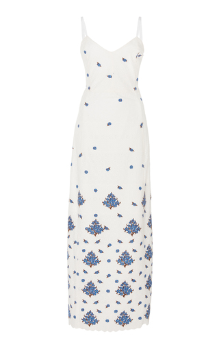 facd0ad4ea Ariana Embroidered Caftan by Tory Burch