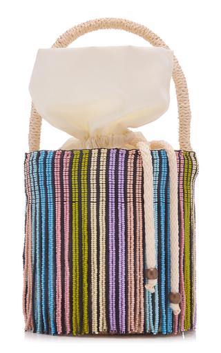 SENSI STUDIO | Sensi Studio Beaded Straw Mini Bag | Goxip