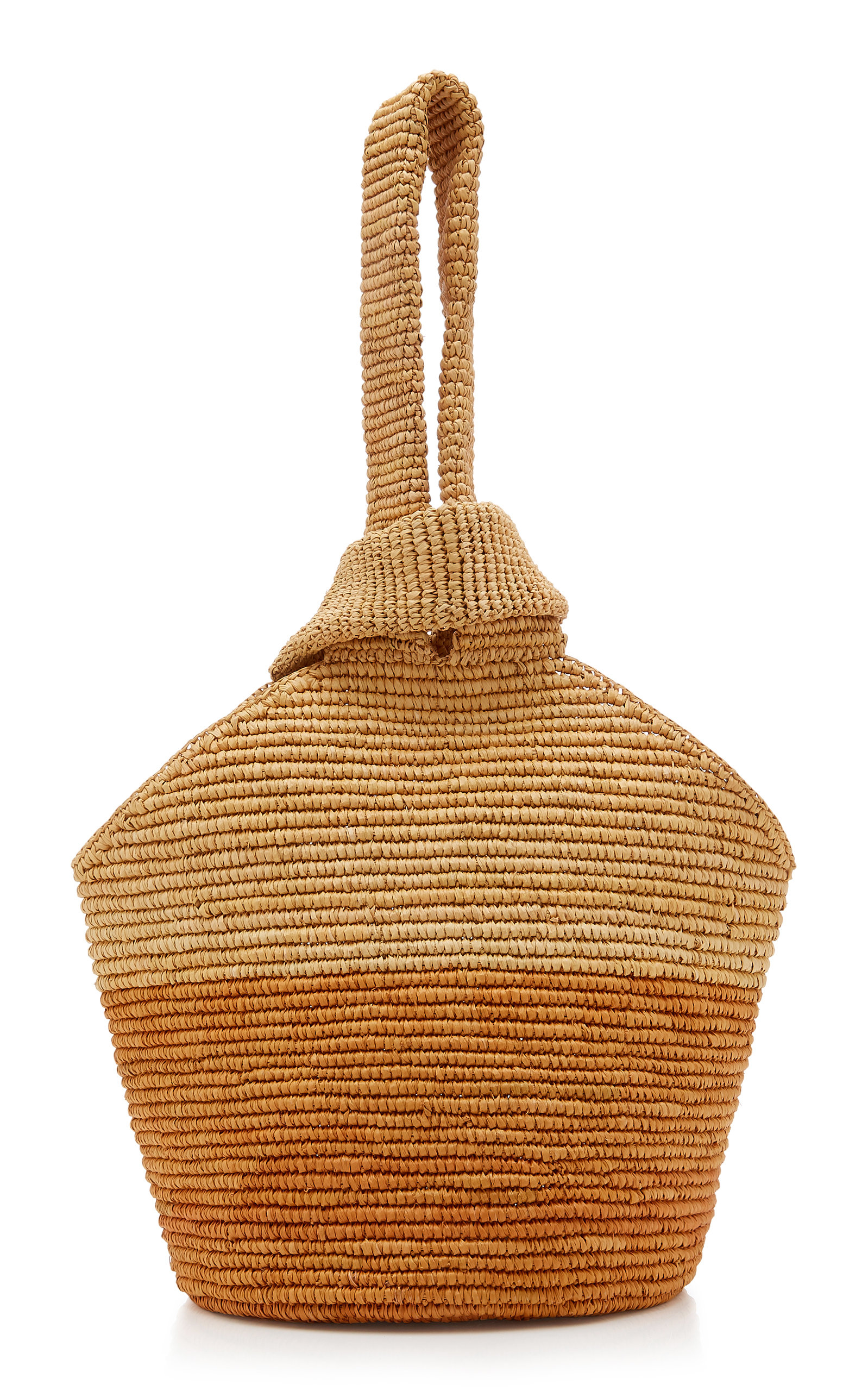494ac7fc98c Exclusive Two-Tone Straw Tote
