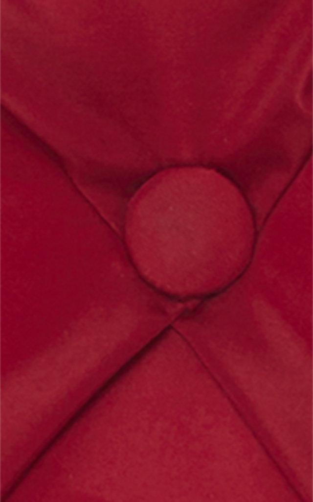 5e3f5f6caf Pyer MossTufted Satin Wrap Skirt. CLOSE. Loading. Loading. Loading