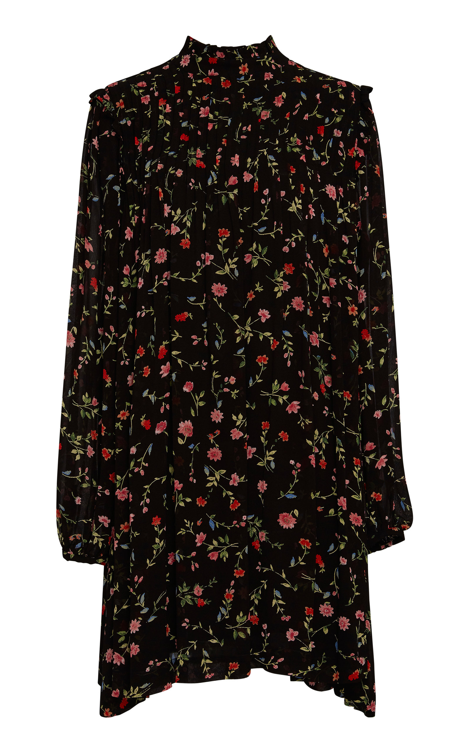 Ganni Dresses ELM GEORGETTE SHIFT DRESS