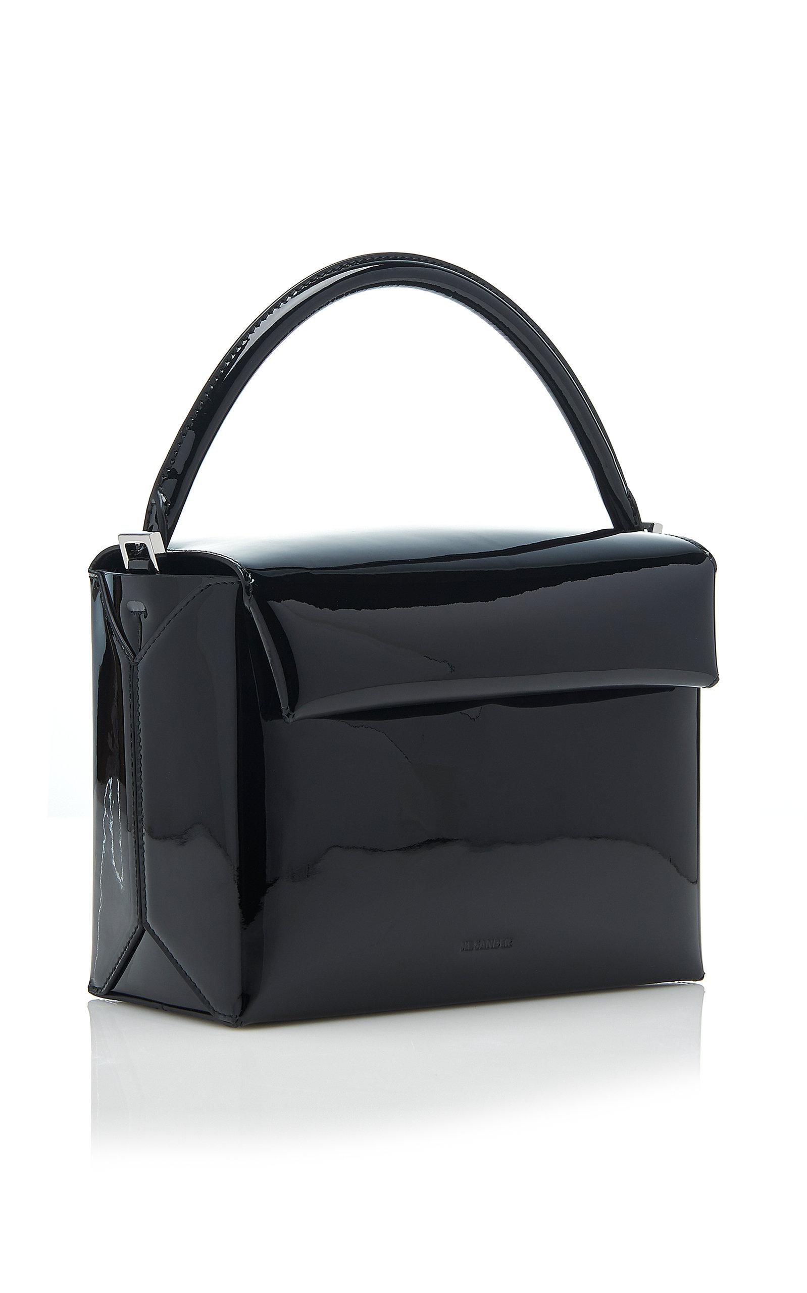 4c680bb27a Jil SanderLeather Envelope Box Bag. CLOSE. Loading. Loading. Loading.  Loading