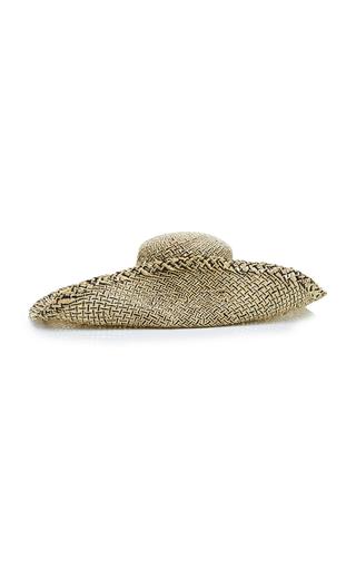 CLYDE | Clyde Wide-Brimmed Jute Sun Hat | Goxip