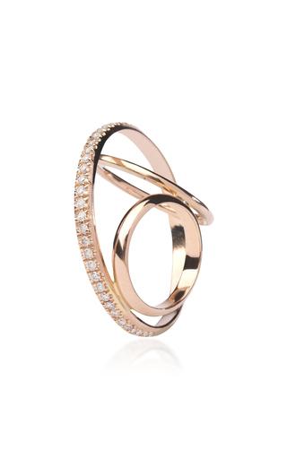 GAELLE KHOURI | Gaelle Khouri 18K Dianoia Ring | Goxip